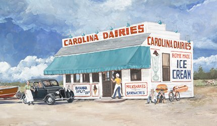 Carolina Dairies